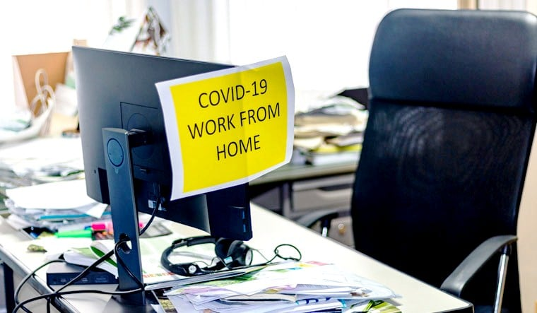 facebook employees work from home